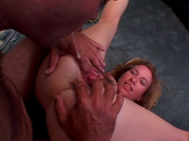 Hairy Amateur is being Sexually Hit By a