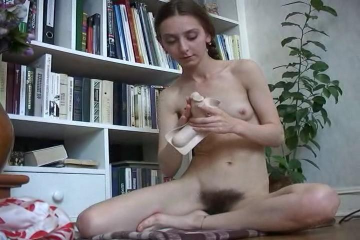 Cute & Skinny Russian Teen Wants To