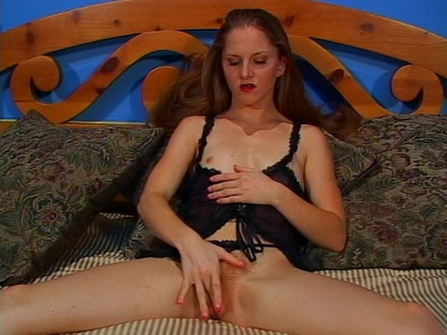 Skinny Redhead Amateur with Small Boobs and